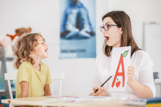 How Speech Therapy Benefits Children